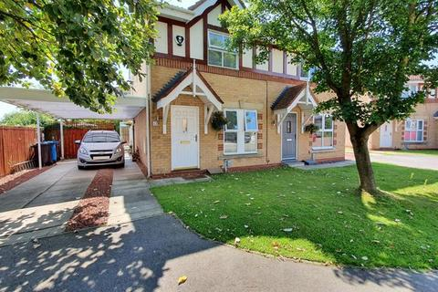 2 bedroom semi-detached house for sale - Bermondsey Drive, Hull
