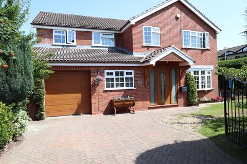 5 bedroom detached house for sale - Ridge View, Macclesfield