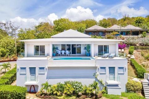 5 bedroom house - Villa Waves, English Harbour, Antigua
