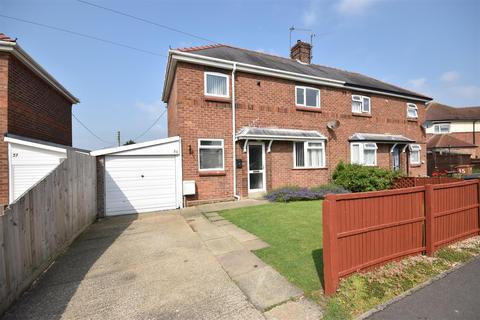 3 bedroom semi-detached house for sale - Hillside Estate, Ruskington, Sleaford