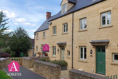 3 bedroom terraced house for sale - Trotman walk - Corinium via - Cirencester - GL7