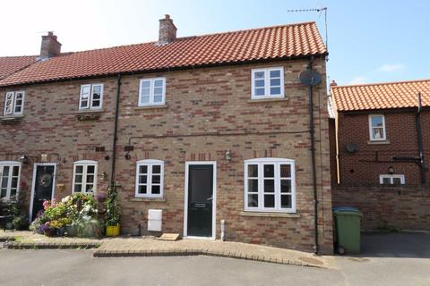2 bedroom terraced house to rent - Stable Court, Market Weighton