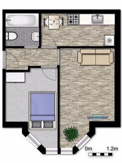1 bedroom flat to rent - Flat, Castleford