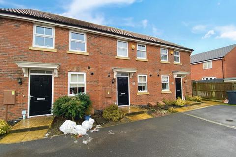2 bedroom terraced house for sale - Warwick Close, Bourne