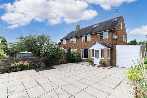 3 bedroom semi-detached house for sale - Larkhill Green, Roundhay, LS8