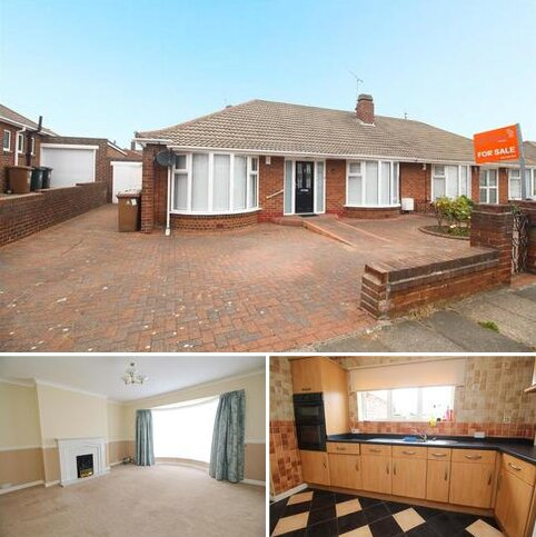3 bedroom bungalow for sale - Solway Avenue, North Shields