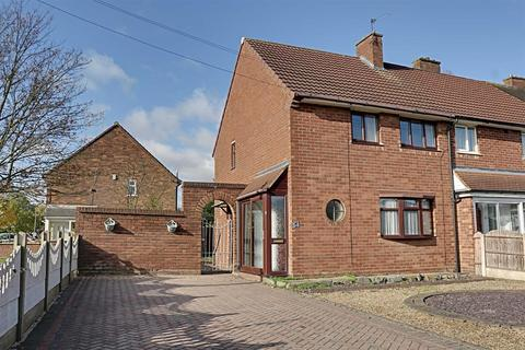 2 bedroom end of terrace house to rent - Floyds Lane, Rushall