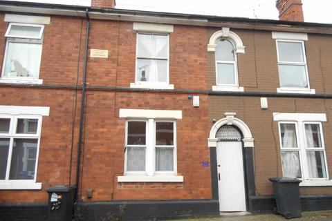 2 bedroom terraced house to rent - Wolfa Street, Derby