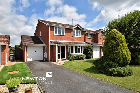 4 bedroom detached house for sale - Armley Grove, Stamford