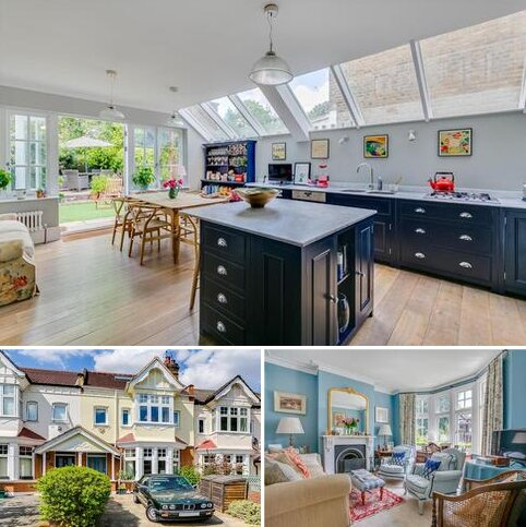 5 bedroom terraced house for sale - Grantham Road, Chiswick, London, W4.