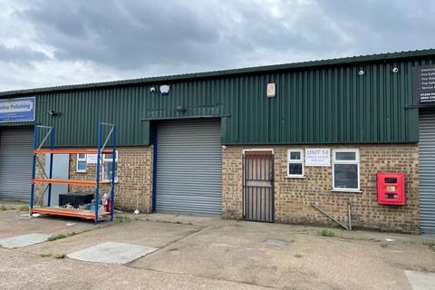 Industrial unit to rent - Unit Kingshaven