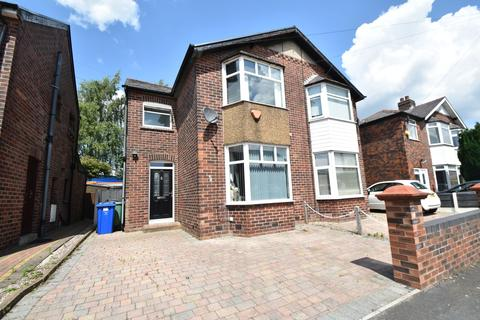 3 bedroom semi-detached house for sale - Willow Road, Prestwich, M25