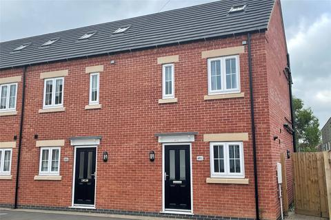 3 bedroom end of terrace house for sale - Westgate, Sleaford, NG34