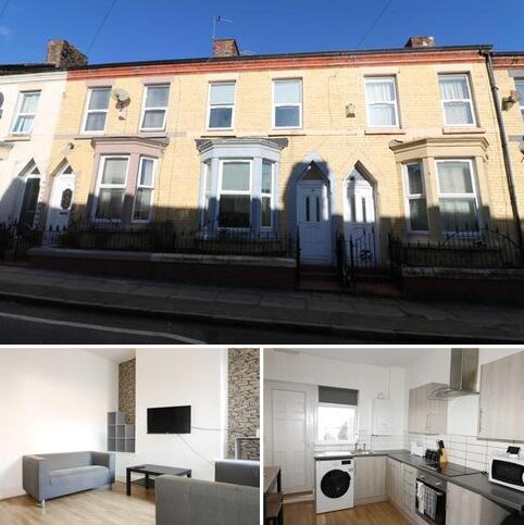 4 bedroom terraced house to rent - Cotswold Street, Liverpool