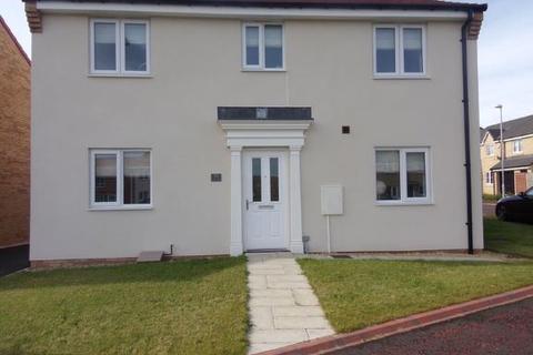 4 bedroom detached house for sale - Ponteland Square, Crofton Grange, Blyth, Northumberland, NE24 4SH