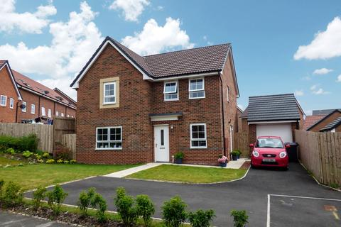 4 bedroom detached house for sale - Jackson Close, Consett, Durham, DH8 5YE