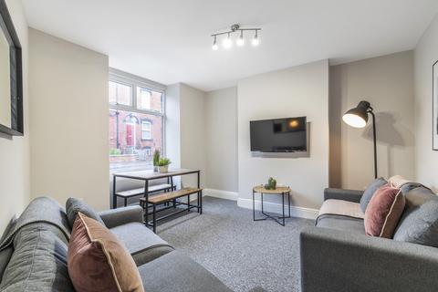 6 bedroom terraced house to rent - Christopher Road, Leeds, LS6
