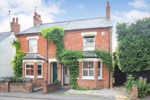 3 bedroom semi-detached house for sale - High Street North, Stewkley