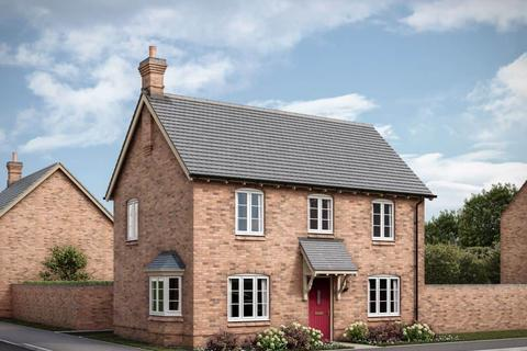 3 bedroom semi-detached house for sale - Plot 240, 243, The Ford 4th Edition II at Grange View, Grange Road, Lower Bardon LE67