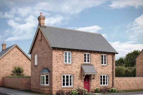 3 bedroom detached house for sale - Plot 240, 243, The Ford B at Grange View, Grange Road, Hugglescote LE67
