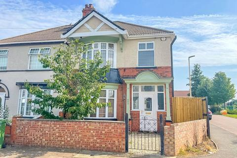 3 bedroom semi-detached house for sale - Weelsby Street, Grimsby, DN32
