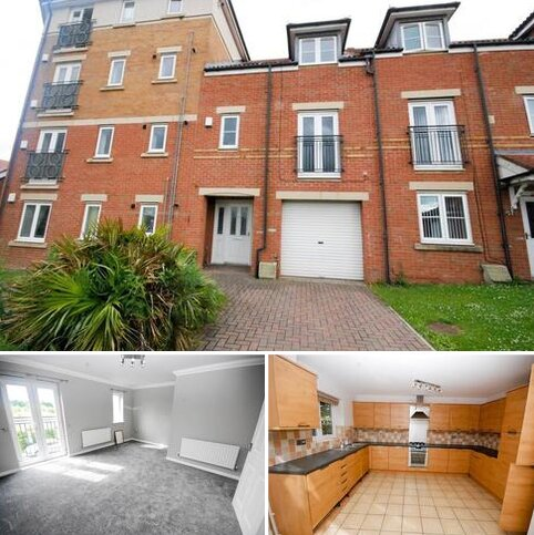 5 bedroom townhouse for sale - Foster Drive, Gateshead