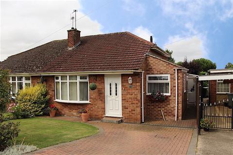 2 bedroom semi-detached bungalow for sale - Toll Bar Road, Grantham NG31 9EN