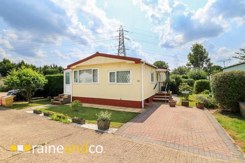 1 bedroom mobile home for sale - Marshmoor Crescent, Welham Green, AL9