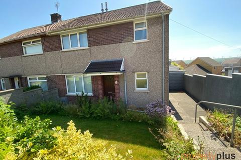 3 bedroom semi-detached house for sale - Heol Y Glyn, Tonyrefail - Porth