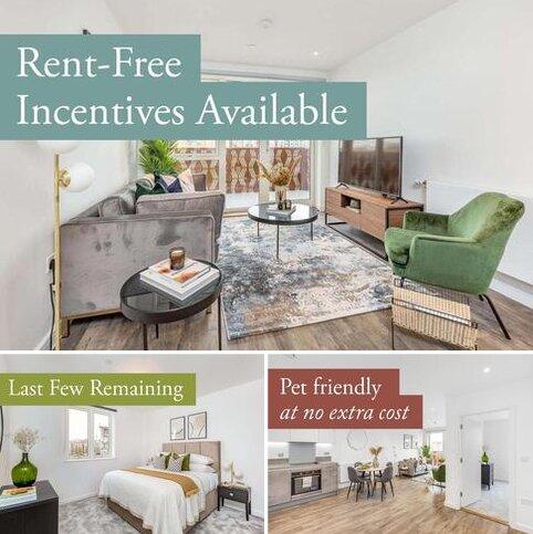 1 bedroom apartment to rent - 1 bedroom 10th Floor Apartment