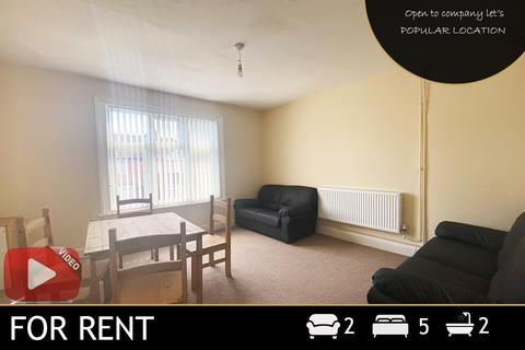 5 bedroom end of terrace house to rent - Cavendish Road, Leicester, LE2