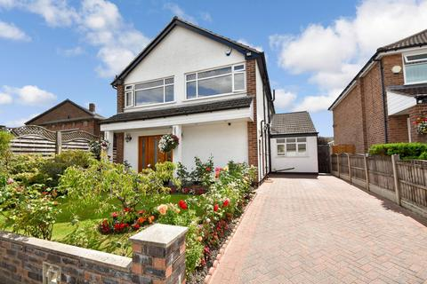 4 bedroom detached house for sale - Hillingdon Road, Whitefield, M45