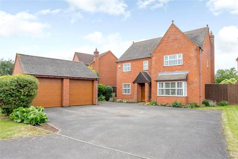 4 bedroom detached house for sale - Swallow Close, Barton Seagrave, Kettering, Northamptonshire