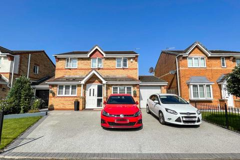 4 bedroom detached house to rent - Highmarsh Crescent, Newton Le Willows