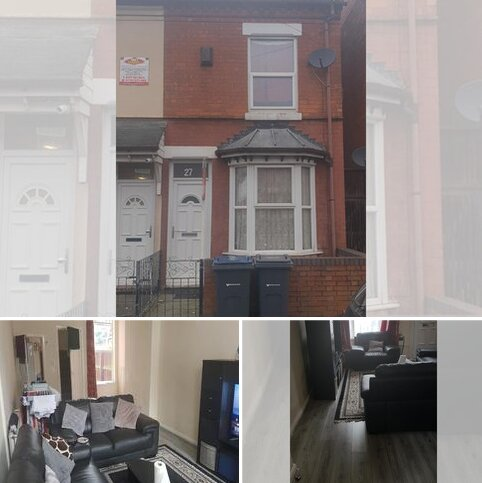 2 bedroom terraced house to rent - Oldknow Road, Small Heath, Birmingham p B10