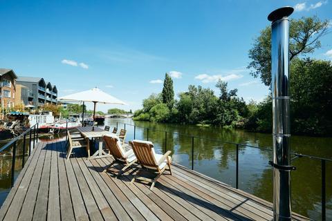 2 bedroom houseboat for sale - Victoria Steps Quay, Brentford, TW8