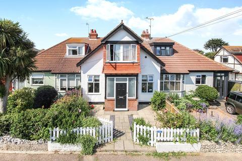 3 bedroom terraced house for sale - Seafield Road, Rustington, West Sussex, BN16
