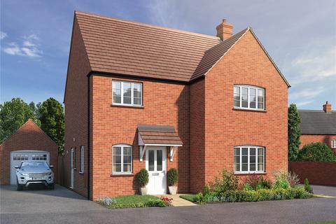 4 bedroom detached house for sale - St James View, Brackley, Northamptonshire, NN13