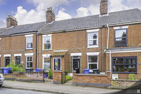 3 bedroom terraced house for sale - Marlborough Road, Norwich