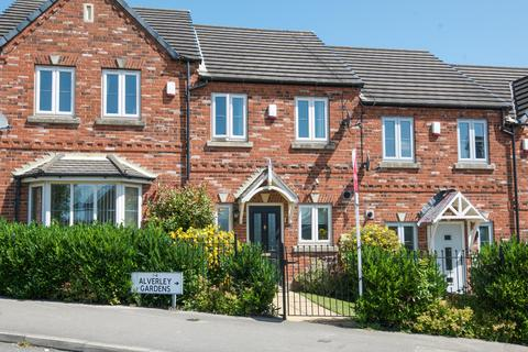 2 bedroom terraced house for sale - Alverley Gardens, Staveley