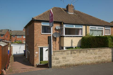 3 bedroom semi-detached house for sale - Driver Street, Woodhouse