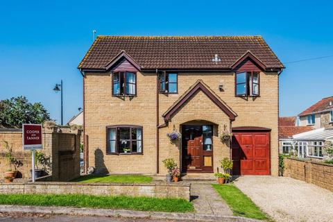 4 bedroom detached house for sale - Orneage Close, Rode