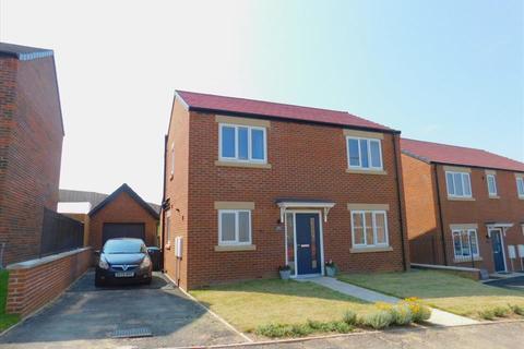 3 bedroom detached house for sale - OAKFIELD GARDENS, PETERLEE, OAKERSIDE, Peterlee, SR8 1BA