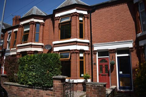 4 bedroom terraced house to rent - Gainsborough Road, Crewe, Cheshire