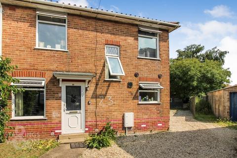 5 bedroom semi-detached house for sale - Bixley Close, Norwich