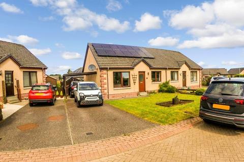 2 bedroom semi-detached bungalow for sale - Heathfield, Croy
