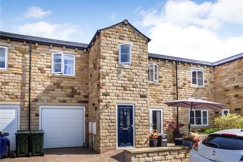 3 bedroom terraced house for sale - Stockbridge Wharf, Riddlesden, Keighley