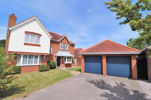 4 bedroom detached house for sale - Cranham Avenue, Billingshurst, West Sussex