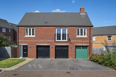 2 bedroom property to rent - Bridegroom Street, Market Harborough