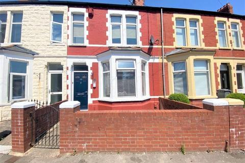 2 bedroom terraced house for sale - Mill Road Lower Ely Cardiff CF5 4AG